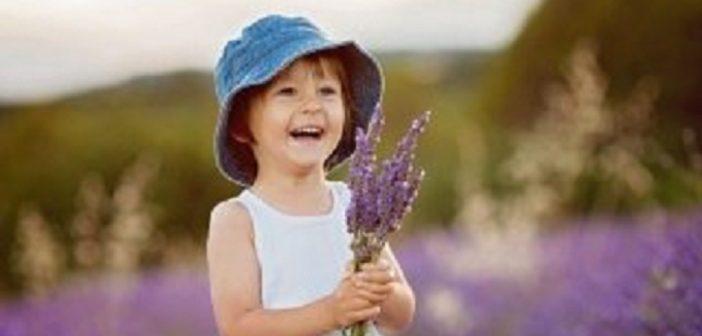 Como a aromaterapia pode ajudar as crianças